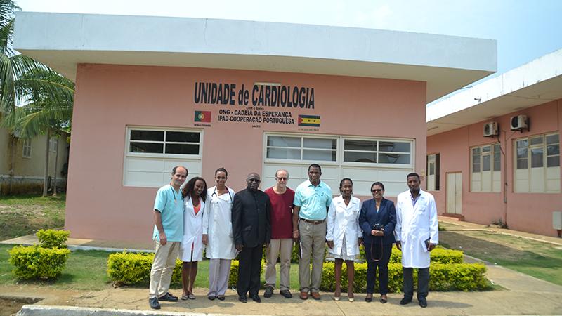 Cardiologia em São Tomé e Príncipe