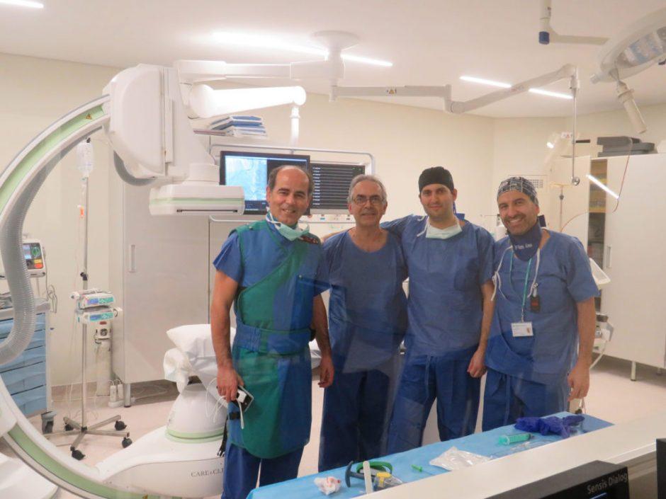 Hospital da Luz Coimbra realiza primeiro cateterismo cardíaco